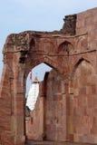 Alte Forts von Indien Stockfotografie