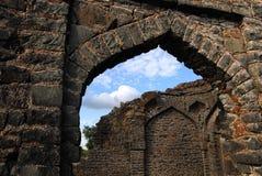 Alte Forts von Indien Stockbilder