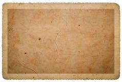 Alte Foto-Beschaffenheit Stockbild