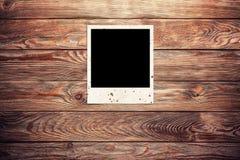Alte Foto-Felder Lizenzfreies Stockbild