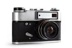 Alte Foto-Kamera, 35 Millimeter. Stockfotografie