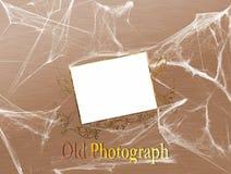 Alte Fotographie Stockfoto