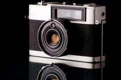 Alte Fotokamera Stockfoto