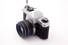 Alte Fotokamera Lizenzfreie Stockfotografie