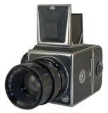 Alte Fotokamera Lizenzfreies Stockbild