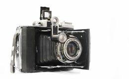 Alte Fotokamera Lizenzfreie Stockfotos