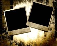 Alte Fotos Grunge Lizenzfreie Stockbilder