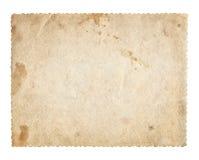 Alte Fotoweinlesebeschaffenheit mit Flecken und Kratzern Lizenzfreies Stockbild