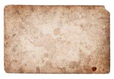 Alte Fotoweinlesebeschaffenheit mit Flecken und Kratzern Lizenzfreies Stockfoto