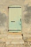 Alte französische Tür Lizenzfreies Stockbild