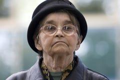 Alte Frau Stockbilder