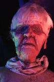 Alte Frauen-Zombie Stockbilder