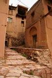Alte Gebäude in Abyaneh, der Iran Lizenzfreie Stockfotografie