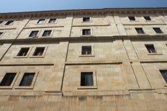 Alte Gebäude-Fassade Stockfotografie