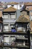 Alte Gebäude in Porto Lizenzfreie Stockfotografie