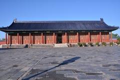 Alte Gebäude in Tiantan Lizenzfreie Stockbilder