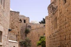 Alte Gebäude von Jerusalem Lizenzfreie Stockfotografie