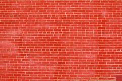 Alte Gebäudewand des roten Backsteins Lizenzfreie Stockbilder