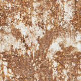 Alte gebrochene Farbe auf der Betonmauer Lizenzfreie Stockbilder