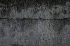 Alte gebrochene und befleckte konkrete Beschaffenheit Stockfoto