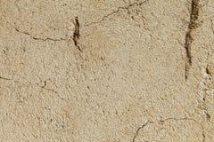 Alte gebrochene Wand Lizenzfreie Stockfotos