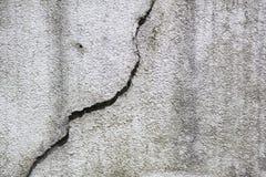 Alte gebrochene Wand Lizenzfreie Stockbilder