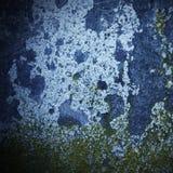 Alte geformte Wandbeschaffenheit oder -hintergrund Lizenzfreies Stockfoto