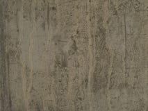 Alte gelbe Betonmauerhintergrundbeschaffenheit Lizenzfreie Stockfotos