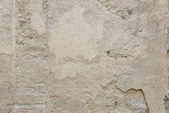 Alte gemalte Betonmauerhintergrundbeschaffenheit Stockfoto