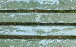 Alte gemalte blaue hölzerne Bretter Lizenzfreie Stockbilder