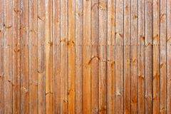 Alte gemalte hölzerne Wand - Beschaffenheit oder Hintergrund Lizenzfreie Stockfotografie