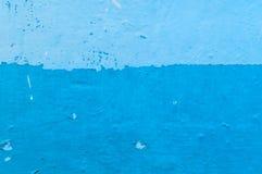 Alte gemalte Wand Lizenzfreies Stockfoto