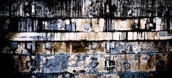 Alte geschaute Beschaffenheit Stockbilder