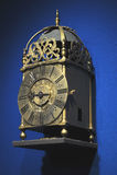 Alte geschmiedete Uhr Stockbilder