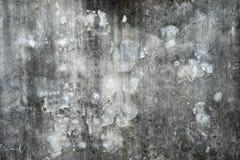 Alte gesprenkelte Betonmauer für Hintergrundbeschaffenheit Lizenzfreie Stockfotografie