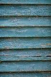 Alte getrocknete gebrochene grüne Farbe Stockfotografie