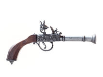 Alte Gewehr Lizenzfreies Stockbild
