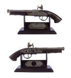 Alte Gewehr Stockbild