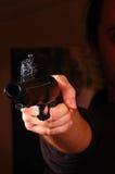 Alte Gewehr Lizenzfreie Stockfotografie