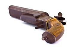 Alte Gewehr senken Seite Stockfotos