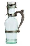Alte Glasflasche Lizenzfreies Stockfoto