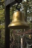 Alte Glocke des Tempels Lizenzfreie Stockfotos