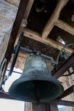 Alte Glocken im ChurchSt Nicholas Church in Perast, Lizenzfreies Stockfoto