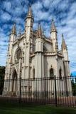 Alte gotische Kirche St Petersburg Lizenzfreie Stockfotografie