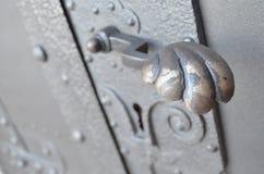Alte gotische pressen zusammen Lizenzfreie Stockfotografie