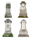 Alte Gräber getrennt Lizenzfreie Stockfotos
