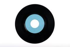 Alte Grammophonplatte stockbild