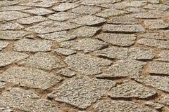 Alte Granitbodenbeschaffenheit Lizenzfreie Stockbilder