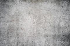 Alte, graue Betonmauer Lizenzfreies Stockfoto