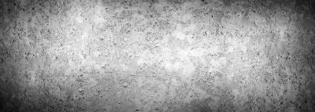 Alte, graue Betonmauer Stockfoto